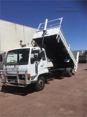 1992 Mitsubishi FK417 Hume Highway Truck Sales - Trucks for Sale