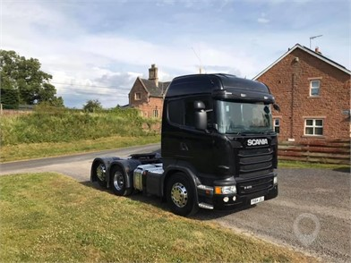 Used SCANIA R410 Trucks for sale in the United Kingdom - 6