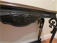 Entry Way Table