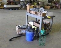 NOVEMBER 4TH - ONLINE EQUIPMENT AUCTION