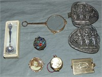 Estate Gold and Jewelry Lot.