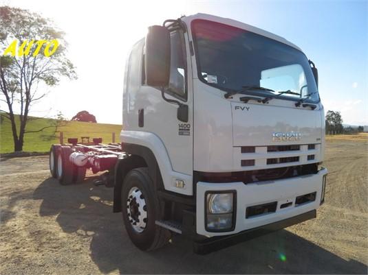 2010 Isuzu FVY1400 - Trucks for Sale