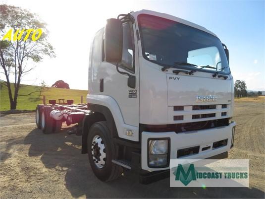 2010 Isuzu FVY1400 Midcoast Trucks - Trucks for Sale