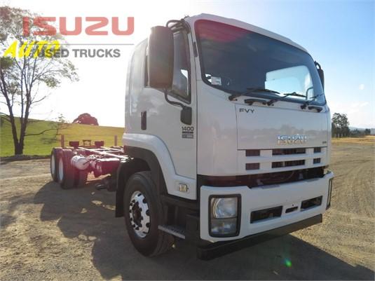 2010 Isuzu FVY1400 Used Isuzu Trucks - Trucks for Sale