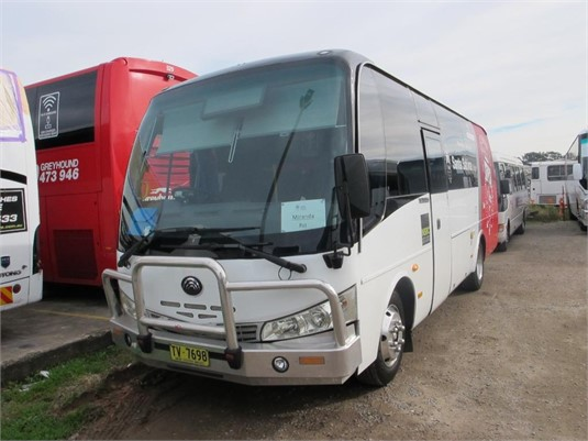 2014 Yutong 27 Seater Coach - Buses for Sale