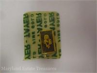 1 Gram TAYER Gold Ingot