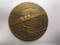 Israel Medal - Hadassah Univ Hospital - Bronze