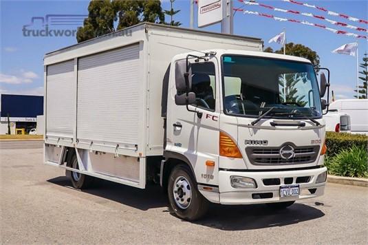 2008 Hino Ranger FC WA Hino - Trucks for Sale