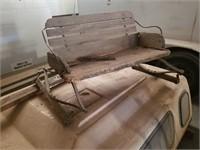 BUCK BOARD BUGGY SEAT
