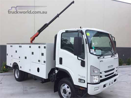 2019 Isuzu NPS - Trucks for Sale