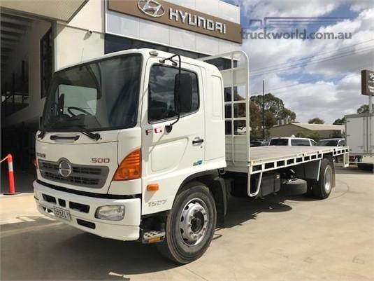2008 Hino 500 Series 1727 FG Adelaide Quality Trucks - Trucks for Sale
