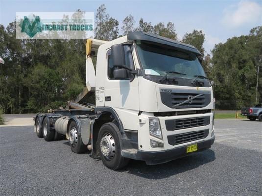2014 Volvo FM450 Midcoast Trucks - Trucks for Sale