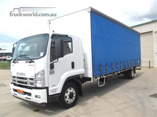 2013 Isuzu FSR 850 - Trucks for Sale