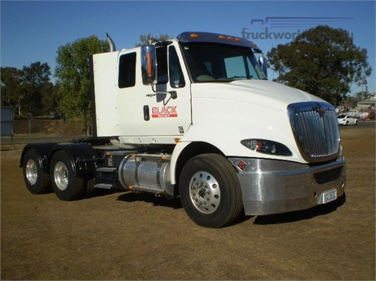 2017 International ProStar Black Truck Sales - Trucks for Sale