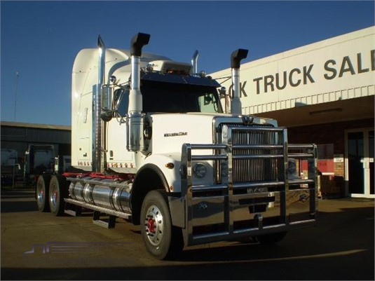 Western Star 4964FXC Black Truck Sales - Trucks for Sale