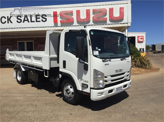 2018 Isuzu NPR 65 190 Black Truck Sales - Trucks for Sale