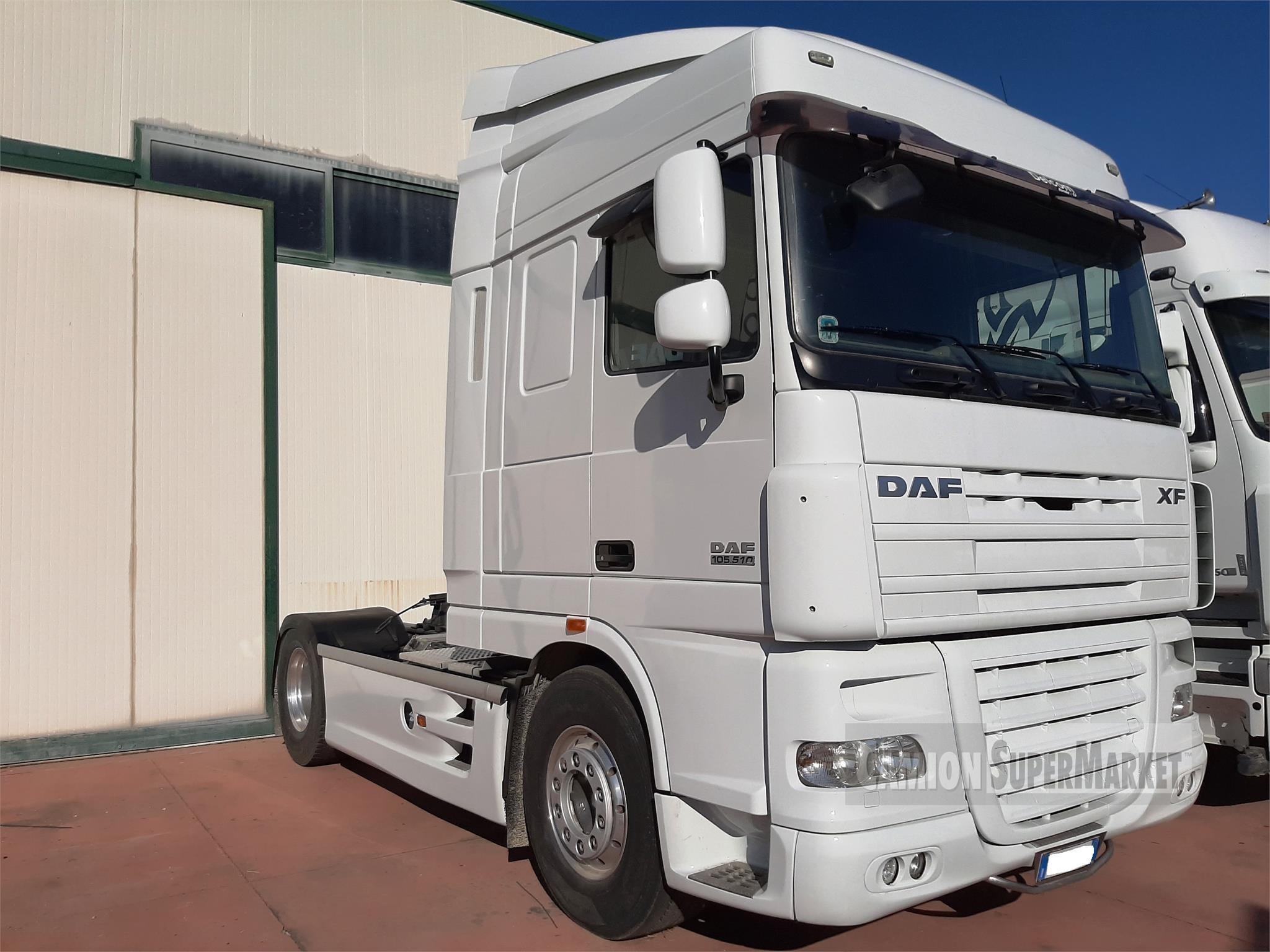 Daf XF105.510 Usato 2011