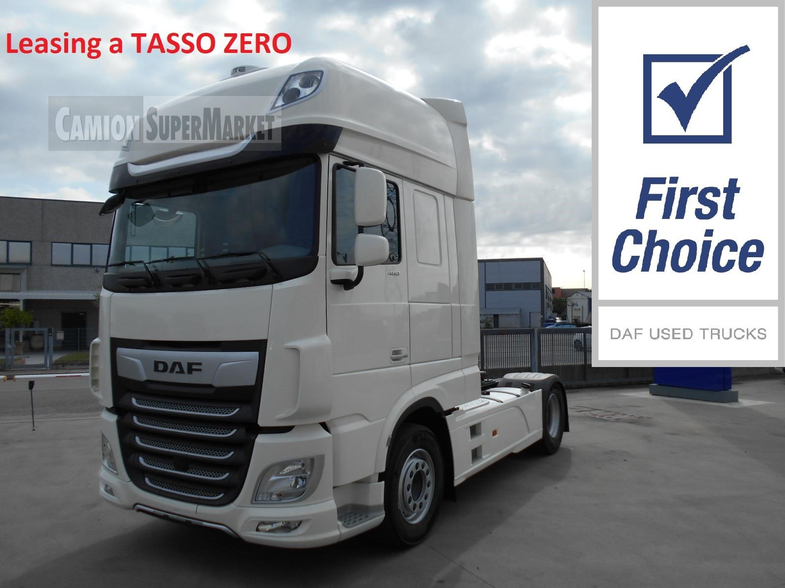 Daf XF480 Second-hand