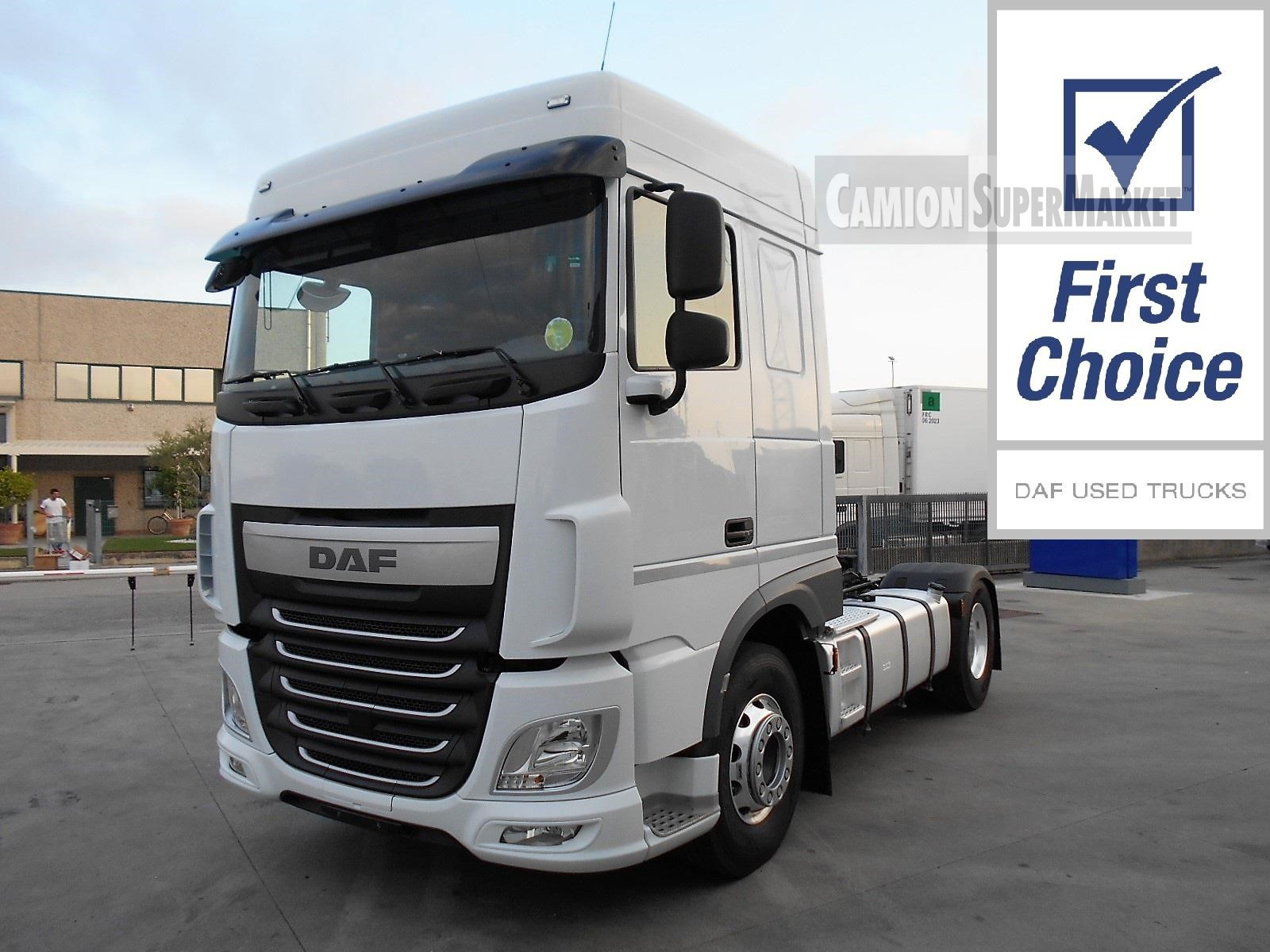 Daf XF440 Second-hand
