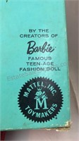 Vintage Barbie Queen of the Prom Board Game