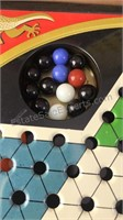 Vintage Pressman Toy Hop Ching Chinese Checkers