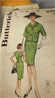 Collection of Vintage Simplicity Butterick