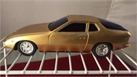 Vintage Battery Powered Porsche 944 Model Car 8