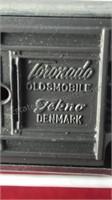 Vintage Tekno Made in Denmark Die-Cast Oldsmobile