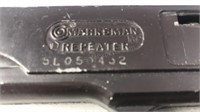 "Vintage Marksman Repeater BB Pistol 10"" Long"