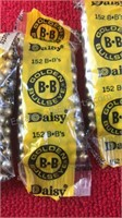 Collection of Vintage Daisy Golden Bullseye BB's