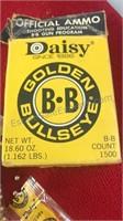 Vintage Daisy Treasure Chest of Golden Bullseye