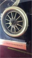 Vintage Shadowbox Framed 1904 Curved Dash