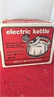 Vintage General Electric Kettle New In Box