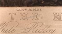 Vintage Framed Engraving From Original Picture