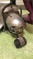 Antique General Electric De Luxe Metal Body