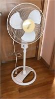 "Home Essentials Pedestal Fan 18"" Diameter and 43"""