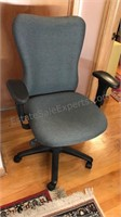 Modern Office Chair 5 Casters Adjustable Height