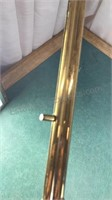 Church Sized Candle Snuffer and Lighter Brass