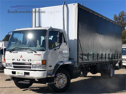 2007 Mitsubishi Fuso FIGHTER 10 - Trucks for Sale