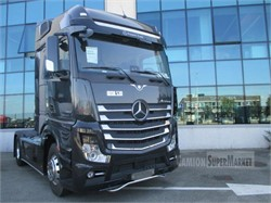MERCEDES-BENZ ACTROS 1853  new