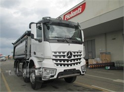 MERCEDES-BENZ AROCS 4151  new