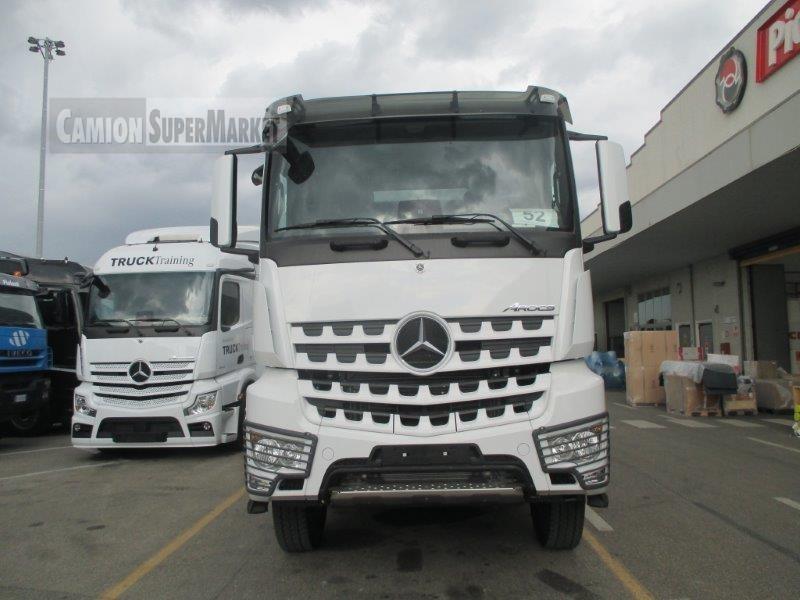 Mercedes-Benz AROCS 4151 new 2019