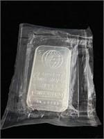 1 Troy ounce of fine silver