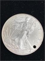 2013 Liberty dollar coin