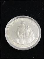 George Washington 250th anniversary half dollar