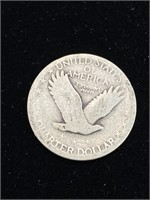 3 United States Liberty quarters