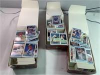 1992 Major league Baseball cards
