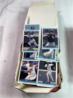 Major league 1992 collectable baseball cards
