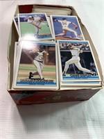 Manor league 1992 collectable baseball cards