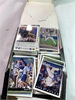 1990s collectable baseball cards
